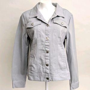 Chadwicks of Boston Women's Light Blue Jacket
